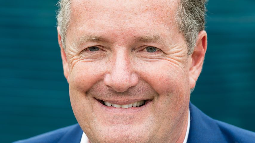 Piers Morgan in London