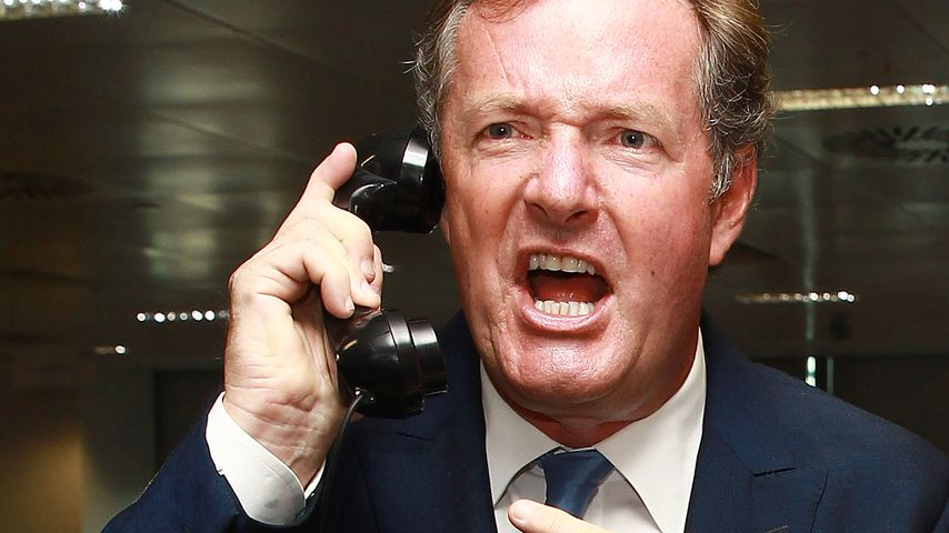Piers Morgan beim BGC-Charity-Tag in London, September 2015