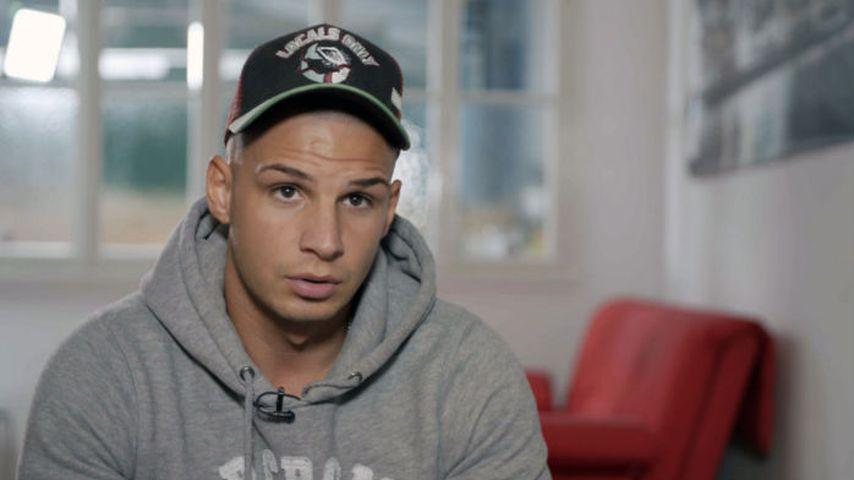 Pietro Lombardi, Bild aus der RTL-II-Sendung