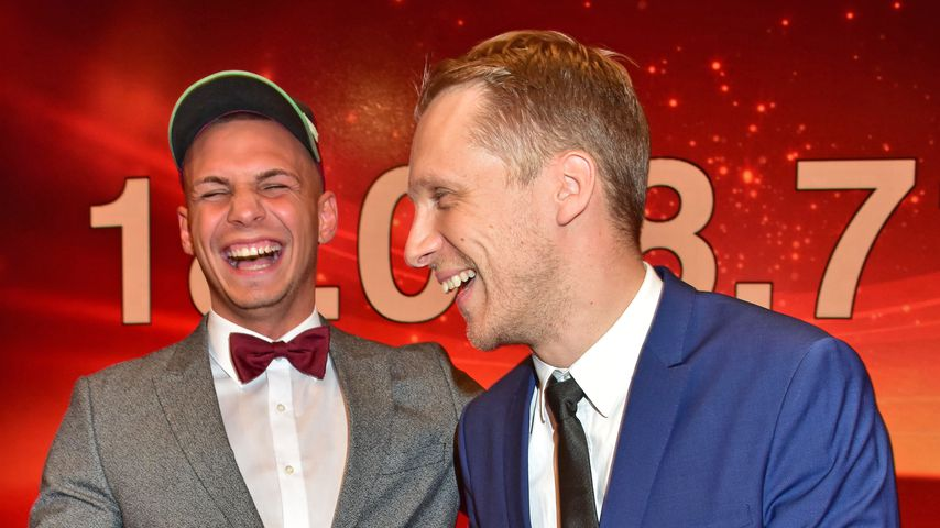Promi-Kuppler: Oli Pocher gibt Pietro Lombardi Dating-Tipps!