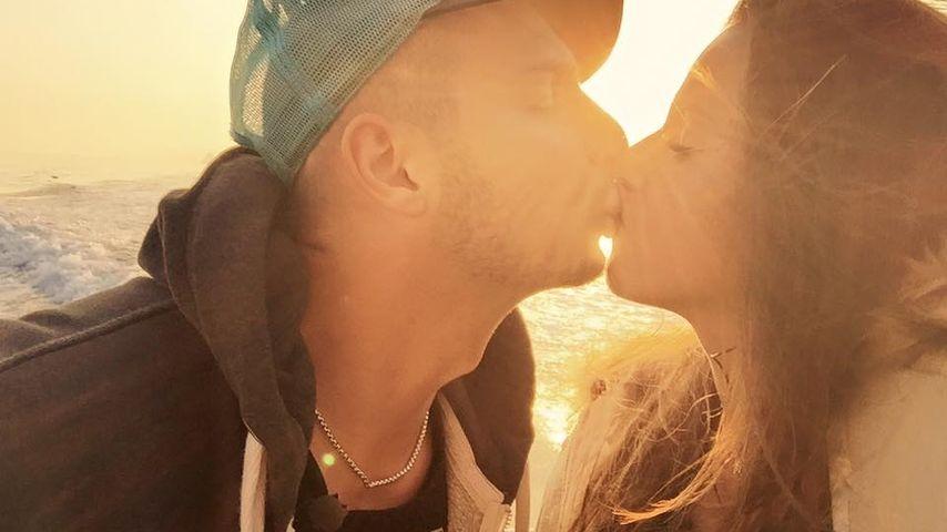 Seit 5 Jahren ein Paar: Sarah & Pietro feiern ihre Liebe!