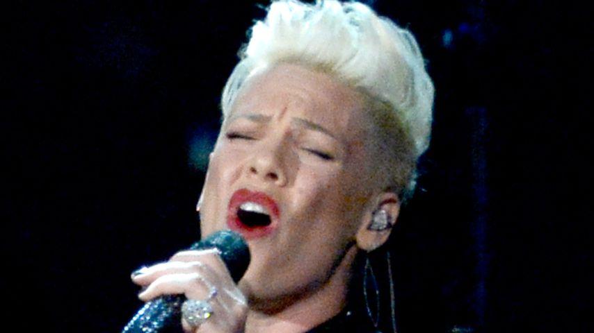 Konzert abgesagt: Sorge um Pinks Gesundheitszustand!