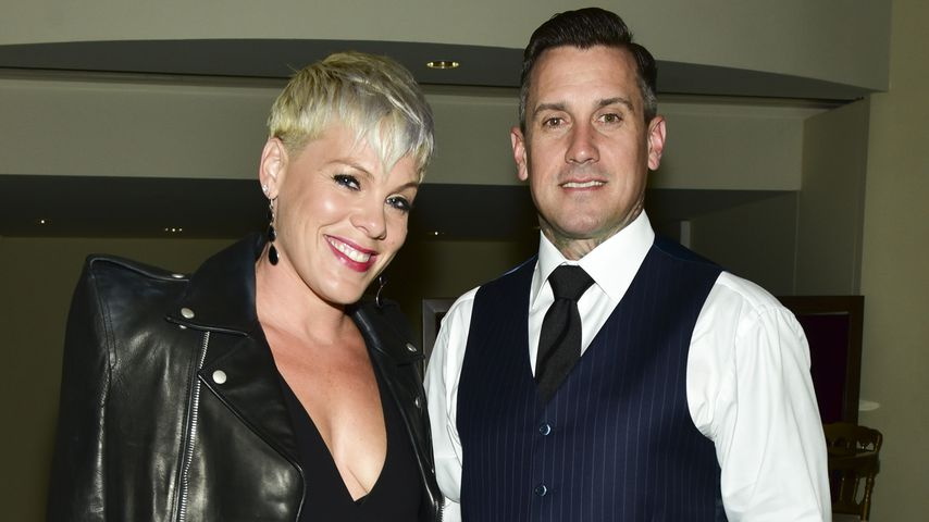 "Pink und Carey Hart bei der ""Into The Blue""-Gala in Beverly Hills"