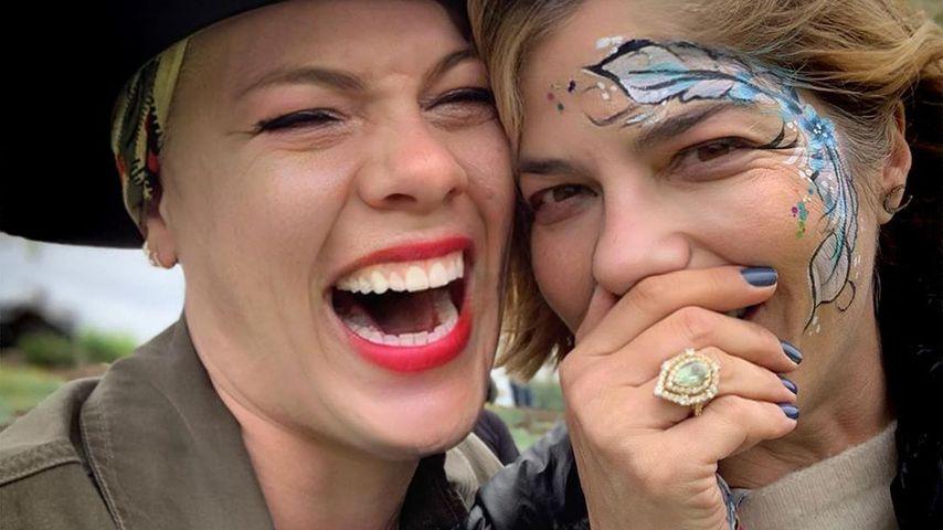 Gewusst? Pink und Selma Blair sind allerbeste Freundinnen!