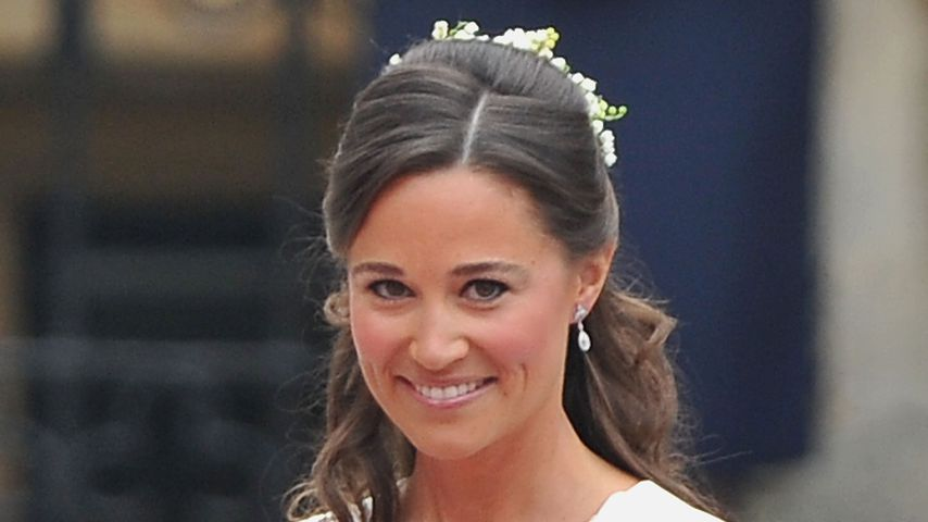 Albtraum jeder Braut: Fällt Pippas Hochzeitsfest ins Wasser?