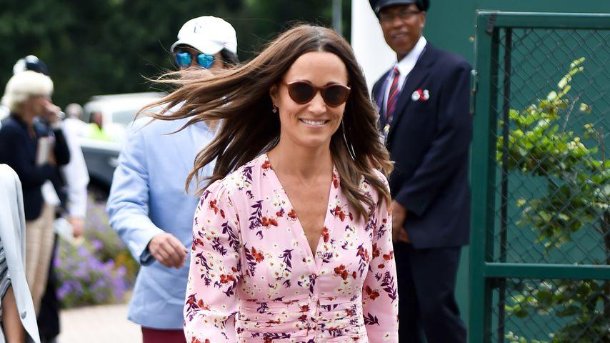 Pippa Middleton beim Wimbledon-Finale 2019