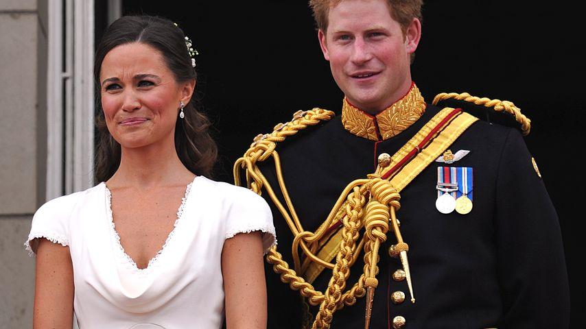Knutsch-Gerüchte! Geht was zwischen Pippa & Prinz Harry?