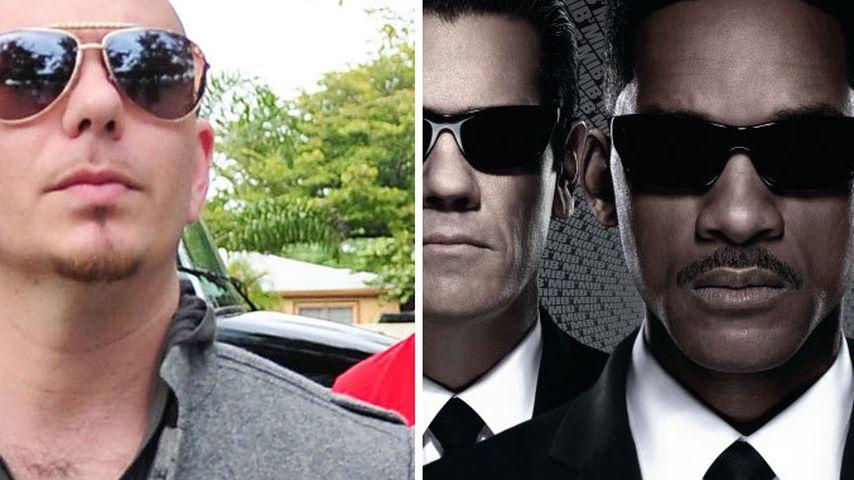 """""""Men in Black 3"""" - Pitbull ist musikalisch dabei"""