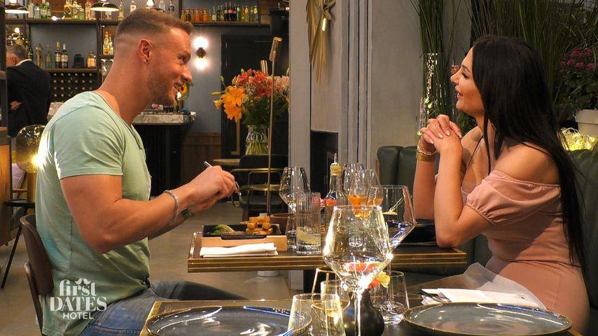 """Pius und Alessia bei """"First Dates Hotel"""""""