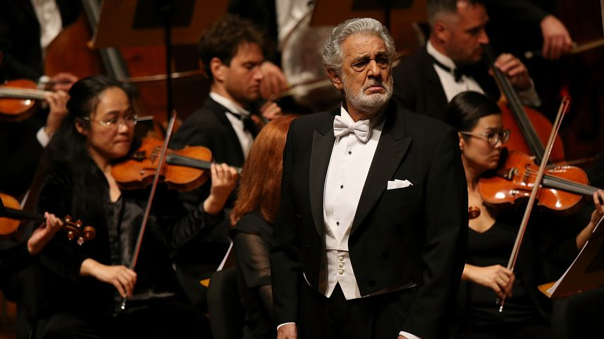 Plácido Domingo 2017 in Kalifornien