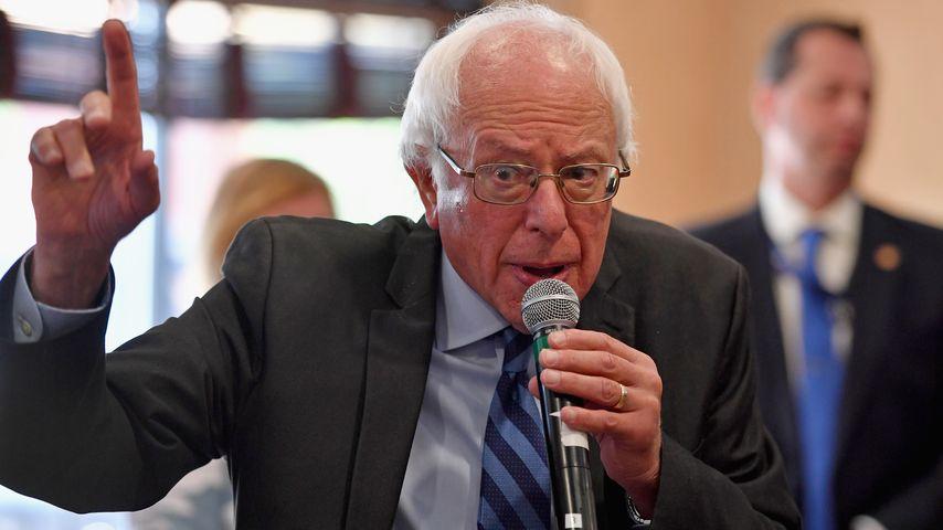 US-Senator Bernie Sanders