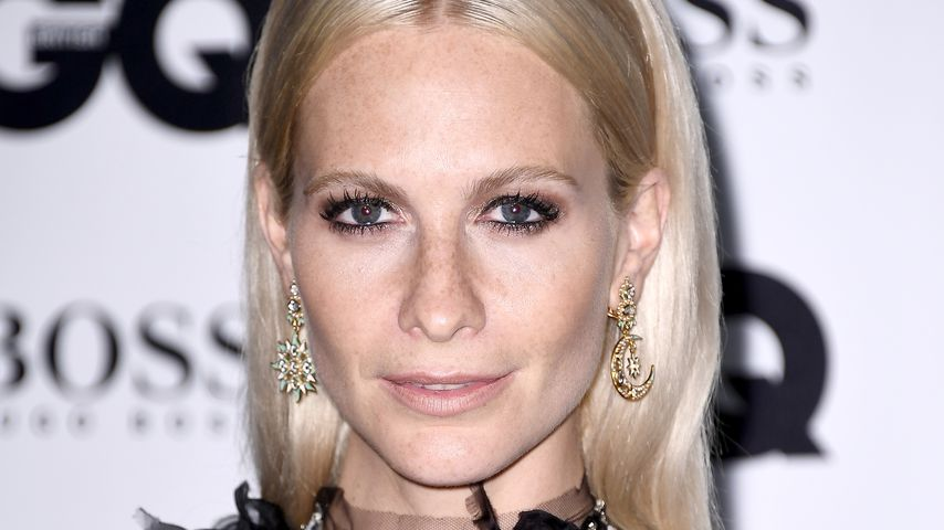 Fashion-Fauxpas? Poppy Delevingne im Penis-Kleid