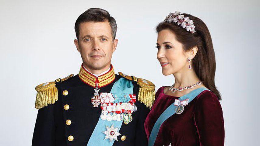 Prinz Frederik und Prinzessiin Mary von Dänemark
