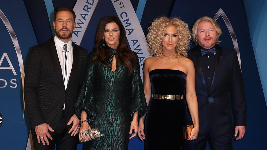 Little Big Town bei den CMA Awards 2017