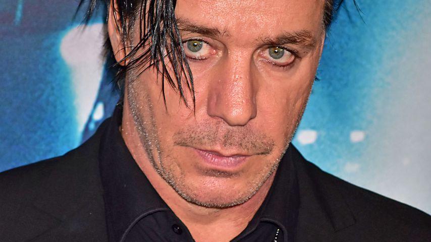 Till Lindemann, Rammstein-Frontmann