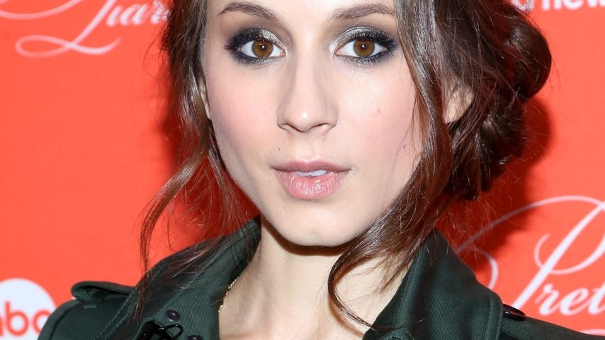 """Pretty Little Liars""-Troian Bellisario"