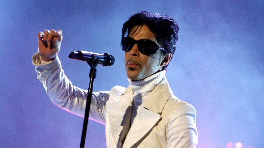 Schock! Starb Prince wegen falscher Pillen-Etiketten?