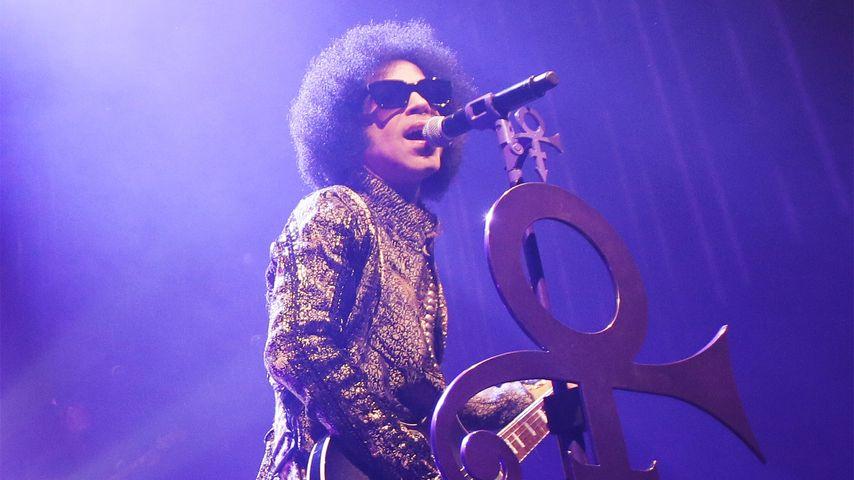 6 Tage vor Tod: Prince (✝57) wegen Überdosis behandelt