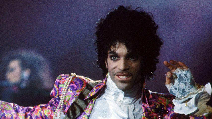 Prince, Sänger