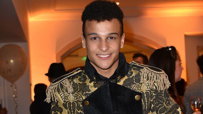 Prince Damien auf der Berlinale 2020