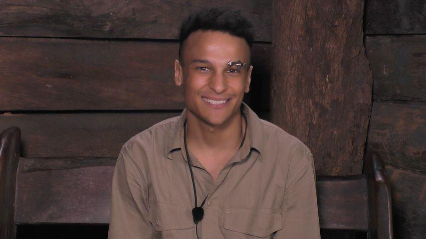 Prince Damien an Tag 5 im Dschungelcamp 2020
