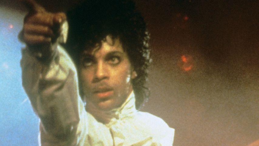 45 Minuten nach Todes-News: Prince erobert die Chart-Spitze!