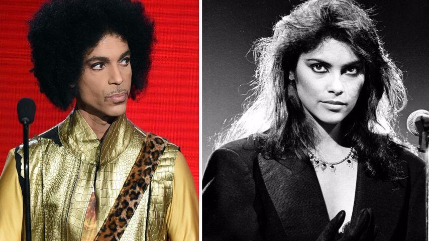 1. Auftritt nach Todesmeldung: Prince gedenkt Vanity (✝57)