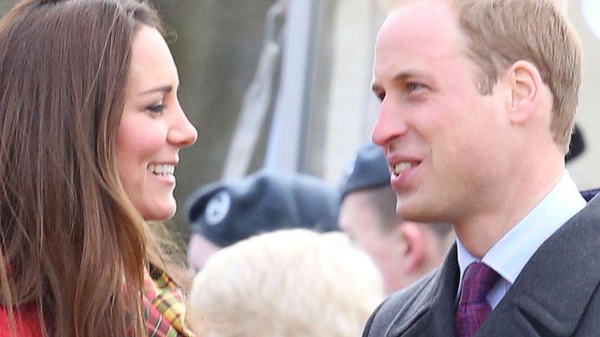 Rührend! Kate & William bedanken sich bei Klinik