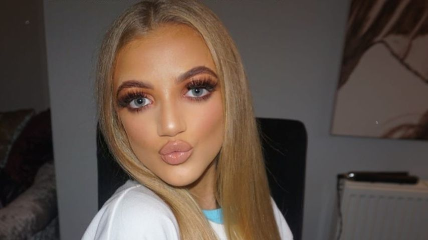 Princess Tiaamii mit professionellem Make-up