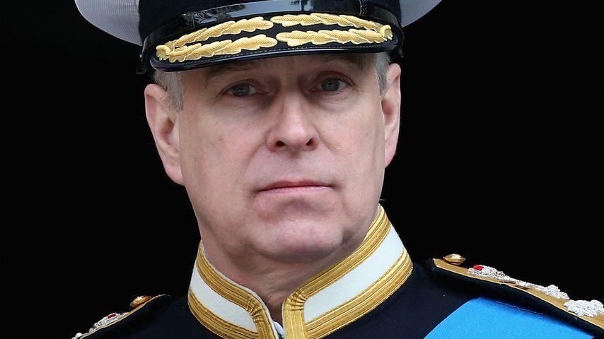 Im Sex-Skandal: Gericht geht nicht gegen Prinz Andrew vor!