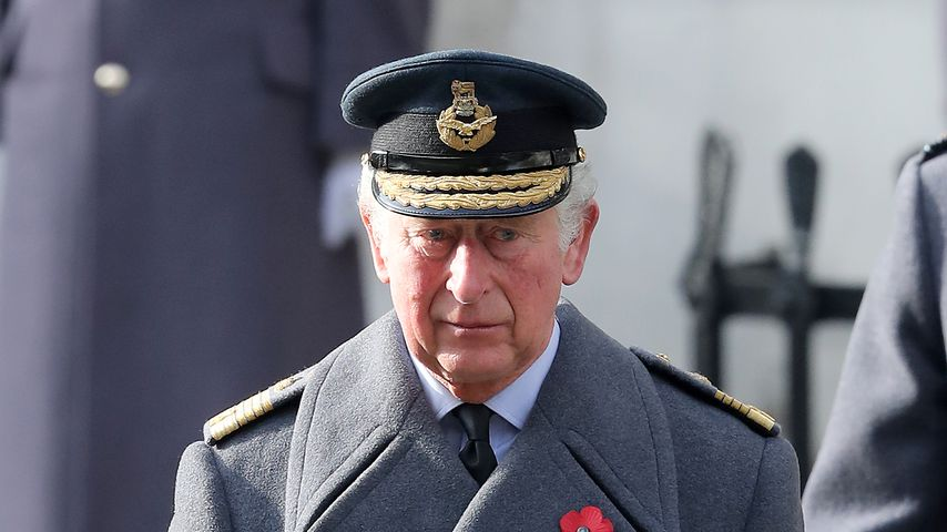 Prinz Charles zum National Service of Remembrance 2020