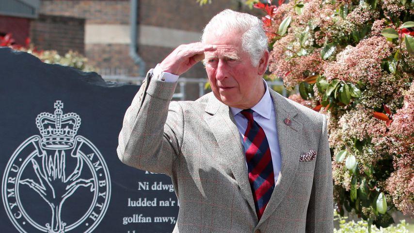 Prinz Charles im Mai 2021