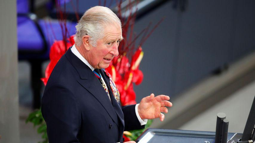 Prinz Charles im November 2020