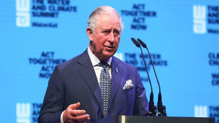 Prinz Charles im März 2020 in London