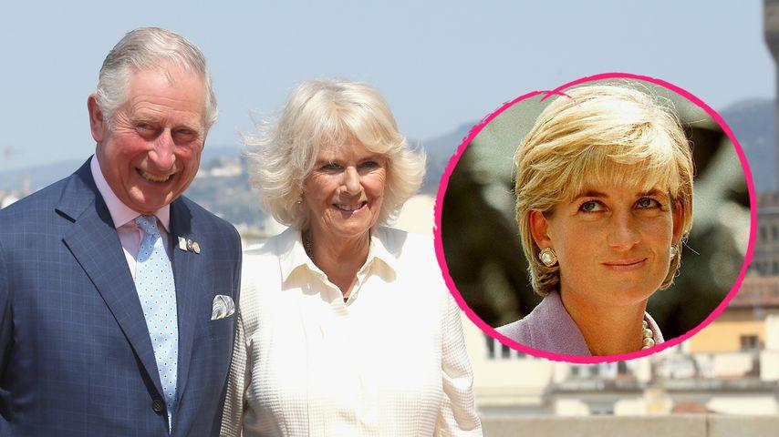 Verschwörungstheorie: Benutzten Charles und Camilla Diana?