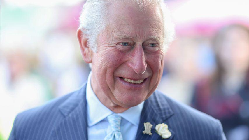 Endlich: Prinz Charles kommentiert die Geburt von Baby Lili