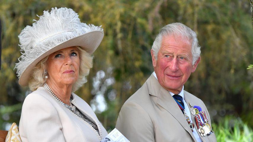 Prinz Charles und Camilla, August 2020