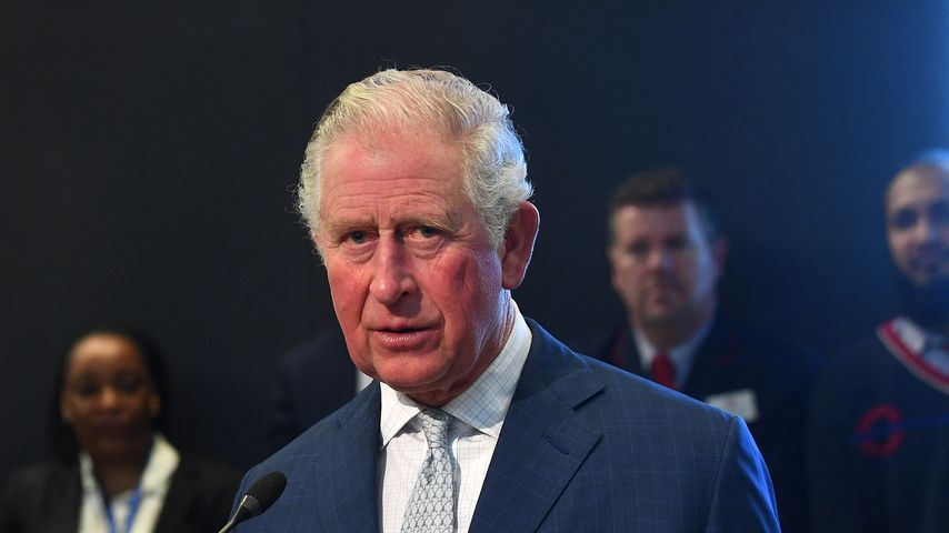 Prinz Charles im März 2020 in London