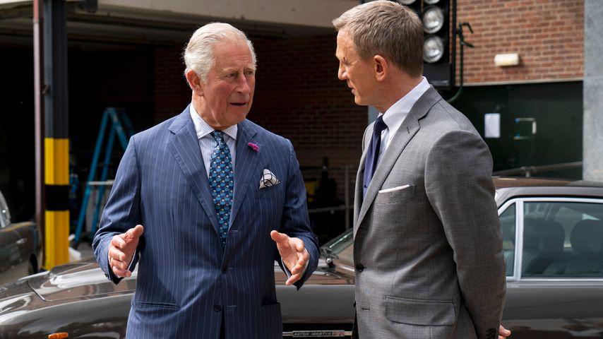 """Prinz Charles könnte Nebenrolle in """"James Bond""""-Film kriegen"""