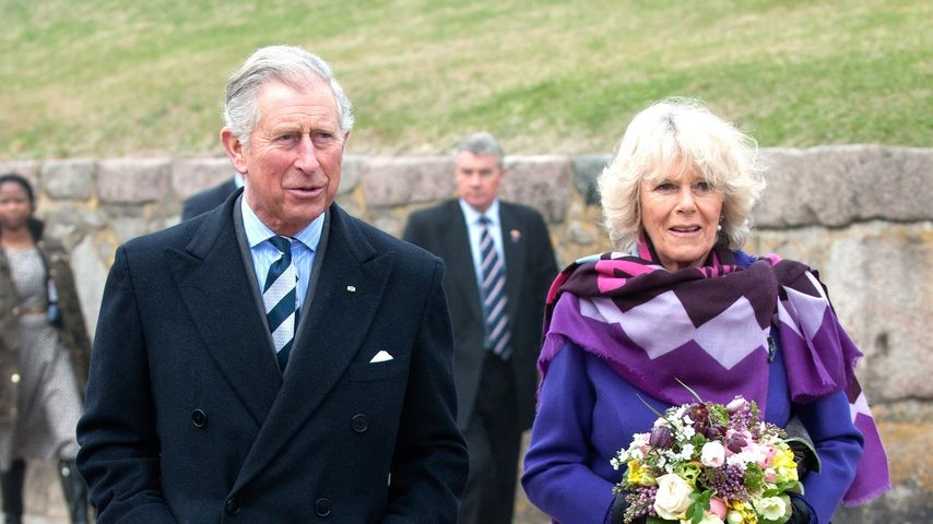 Im Liebesglück: Prinz Charles schwärmt von Camilla