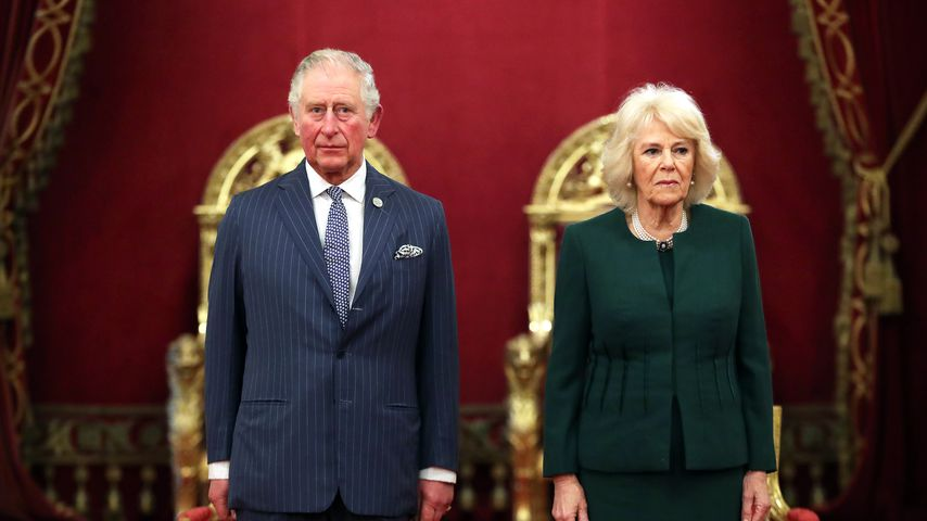Wegen Corona: Prinz Charles und Camilla canceln Royal-Tour!