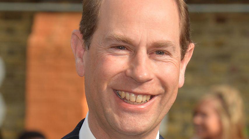 Prinz Edward im März 2014 in London