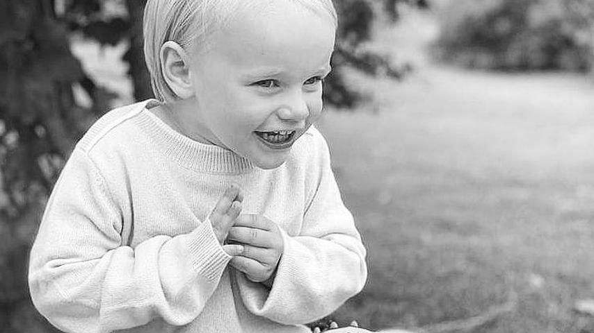 Süßer Frechdachs: Prinz Gabriel von Schweden wird heute drei