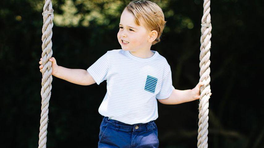 Prinz George im Juli 2016