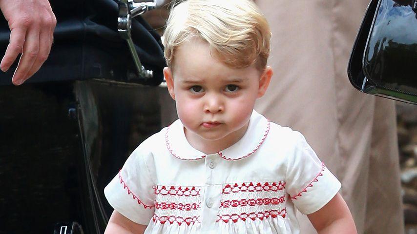Prinz George: DAS sind seine 4 Lieblingsbeschäftigungen