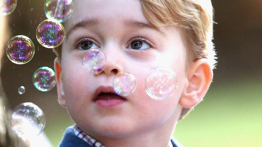Offizielles Statement: Prinz George ist bald ein Schulkind!
