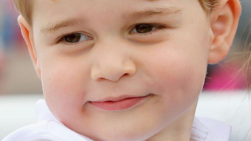 Geheim gehalten: Prinz George weiß nicht, dass er König wird