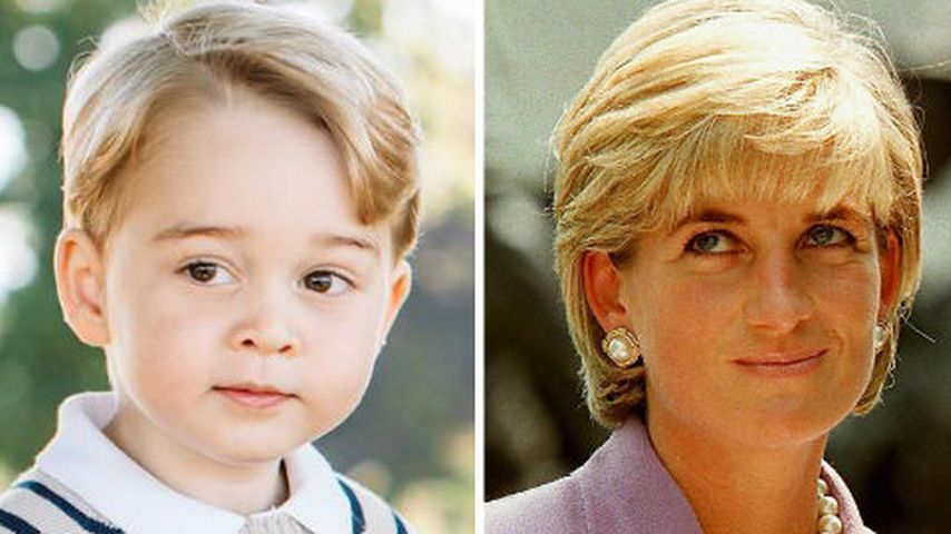 Wie süß! So nennen George & Charlotte ihre Oma Diana († 36)