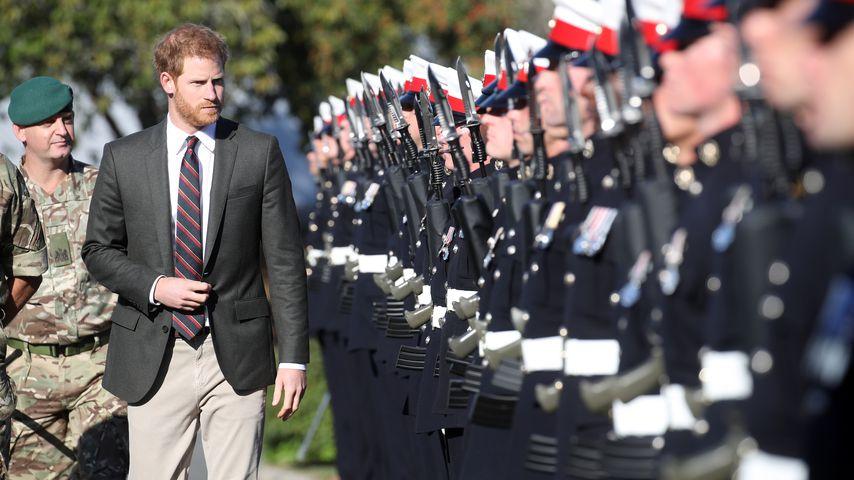 Prinz Harrys Presse-Klage: Zeitung entschuldigt sich bei ihm