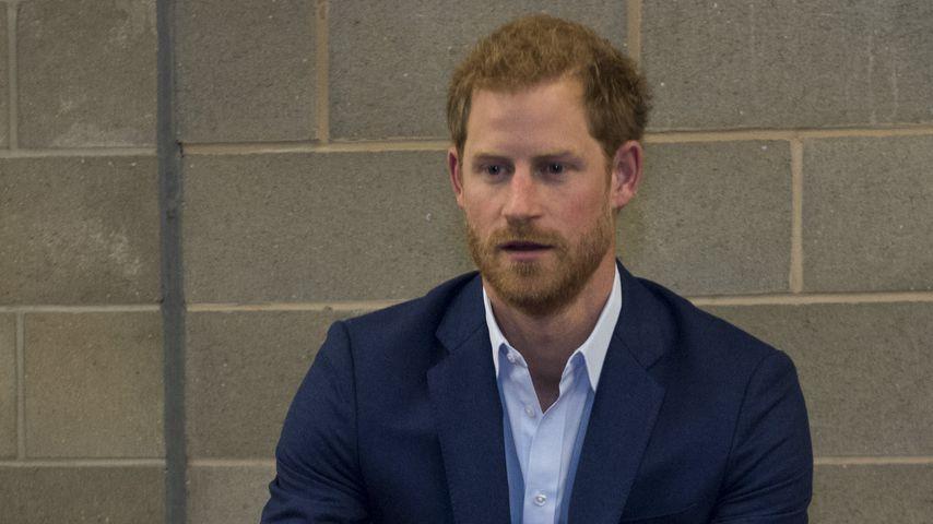 Prinz Harry im Oktober 2017 in London